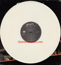 Queen Greatest Hits LP From Nigeria Top Rarity
