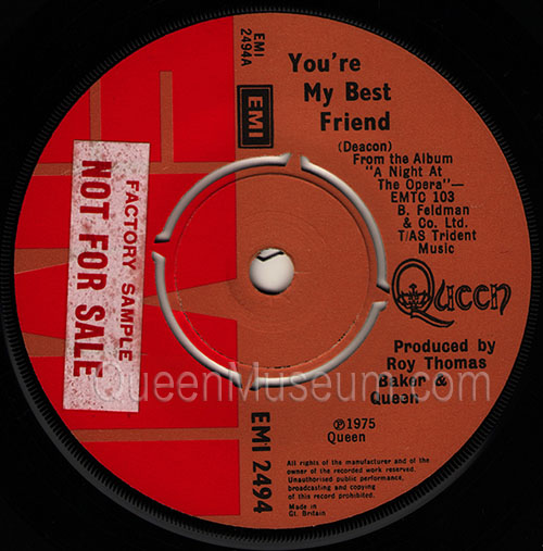 BEST FRIEND UK EMI IN HOUSE SLEEVE LABEL reduced_qm