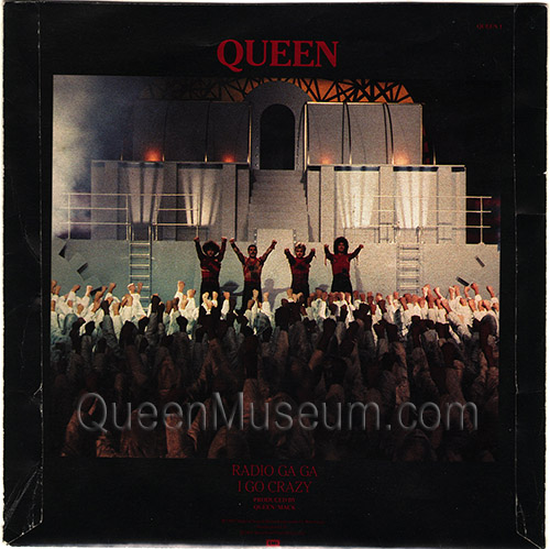 RADIO GA GA PROOF SLEEVE FREDDIE B reduced_qm