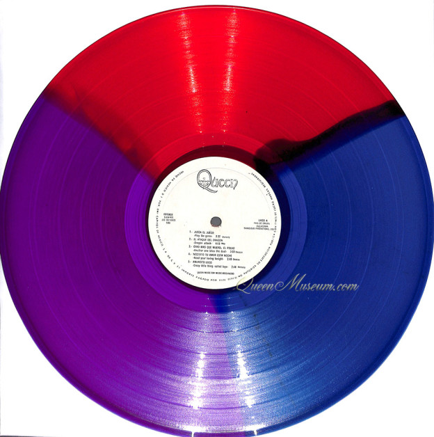Queen Game Mexico multicolor LP
